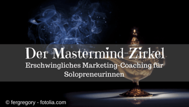 Marketing-Zauber Mastermind-Zirkel